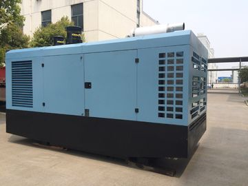 Cina DACY-33/25 Denair Rotary Screw Air Compressor / Trailer Mounted Air Compressor pemasok