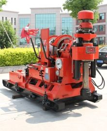Cina XY-5 Spindle ID Besar 96mm Skid Mounted Drilling Rig Torque 6150N.m Distributor